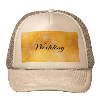 Wedding Trucker Hat