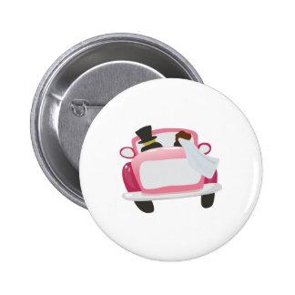 Wedding Car Button