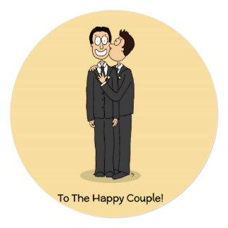 Wedding Card 13 Cm X 13 Cm Square Invitation Card
