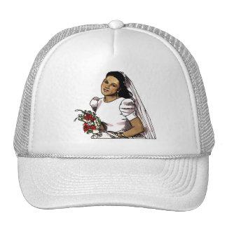 Wedding Cards 44 Mesh Hat