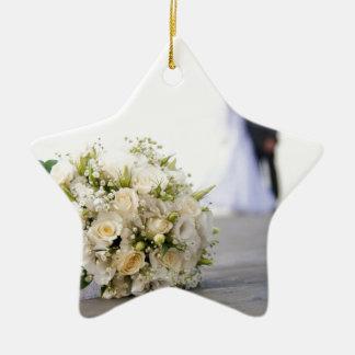 Wedding Ceramic Star Decoration
