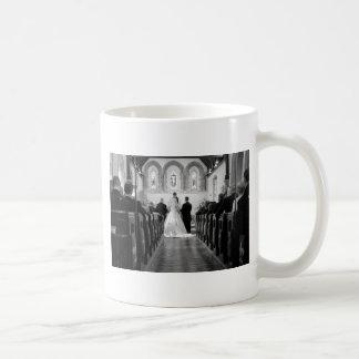 Wedding Ceremony Basic White Mug