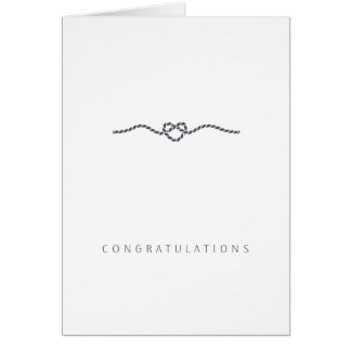 Wedding Congratulations Love | Sweet and Simple Card