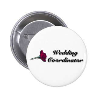 Wedding Coordinator Button