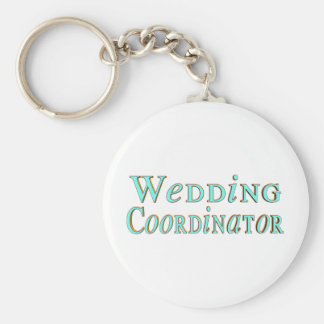 Wedding Coordinator Keychain