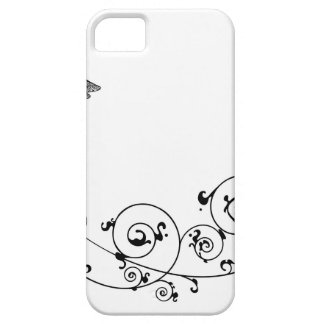 Wedding couple bride and groom silhouette cover for iPhone 5/5S