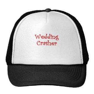 Wedding Crasher Mesh Hats
