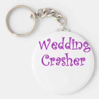 Wedding Crasher Keychains