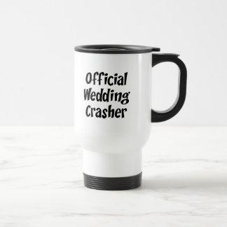 Wedding Crasher Coffee Mug