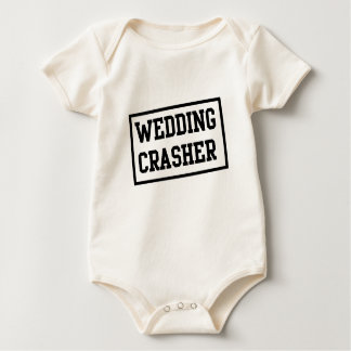 Wedding Crasher Romper