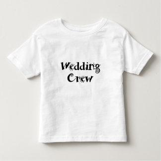 Wedding Crew Tee Shirt