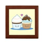 Wedding Cupcakes Keepsake Boxes