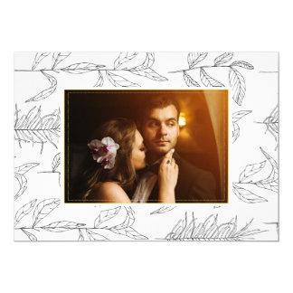 Wedding Custom Photo Card