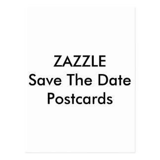 Wedding Custom Save The Date Invitation Postcards