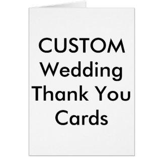 wedding custom thank you cards 4 x 5 6 note card