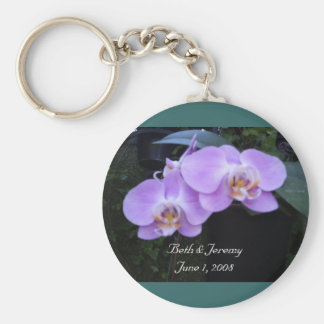 Wedding Date Keychain
