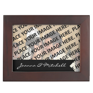 Wedding Day Memory Gift Template Keepsake Box