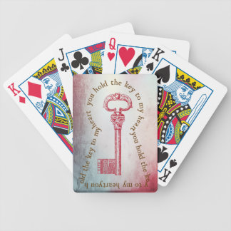Wedding deck of Playing Cards Favors