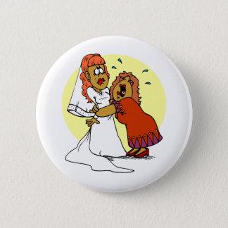 Wedding Decorations 2 6 Cm Round Badge