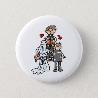 Wedding Decorations 41 6 Cm Round Badge
