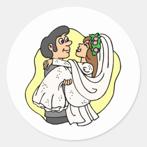 Wedding Decorations 9 Sticker