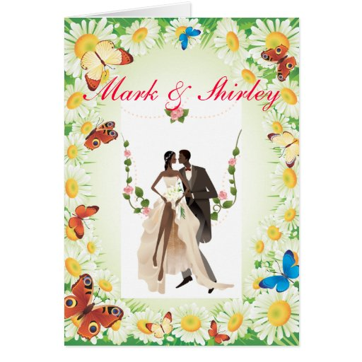 Wedding Designs Greeting Cards