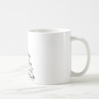 Wedding Dress Coffee Mug