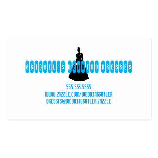 Wedding Dresses Business Card