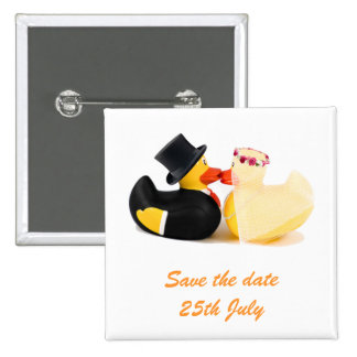 Wedding ducks 4 ... Badge