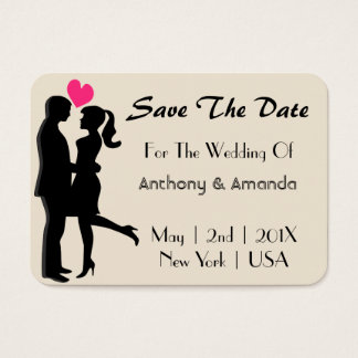 Wedding. Engagement. Save The Date