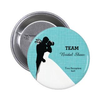 Wedding Expo Pinback Button