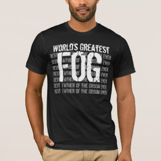 Wedding Father of the Groom World's Greatest V03 T-Shirt