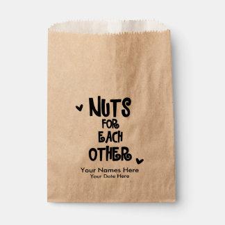 Wedding Favor Bags, Rustic Favors, Popcorn Bags