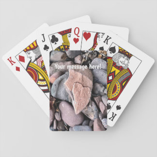 Wedding Favor Heart Playing Cards