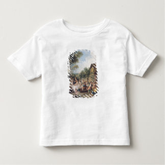 Wedding Feast in the Village Toddler T-Shirt
