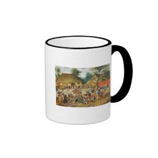 Wedding Feast Ringer Mug