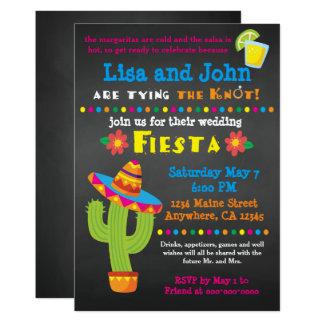 Wedding Fiesta Invitation
