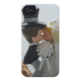 Wedding Figures Case-Mate iPhone 4 Case