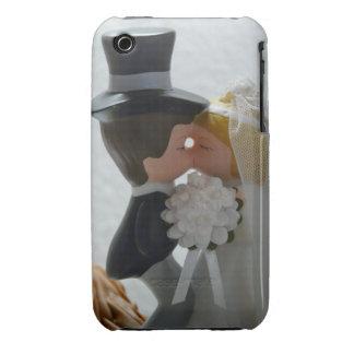 Wedding Figures iPhone 3 Case