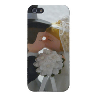 Wedding Figures iPhone 5 Cover