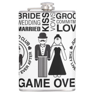Wedding Flask Groom Gift Wedding Party Gift