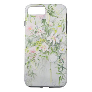 Wedding Flowers for Louisa and Robert iPhone 8 Plus/7 Plus Case