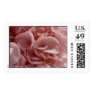 Wedding Flowers Postage Stamp