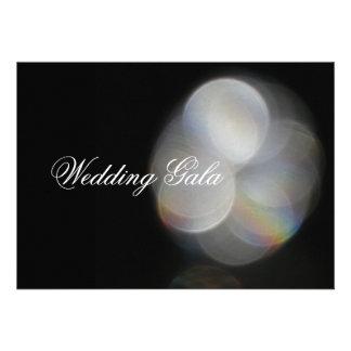 Wedding Gala Custom Announcement