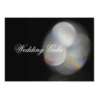 Wedding Gala 13 Cm X 18 Cm Invitation Card