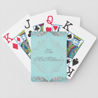 Wedding-Gift's_Something-Blue--Template*_Name Bicycle Playing Cards