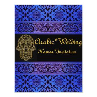 Wedding*Hamsa Card