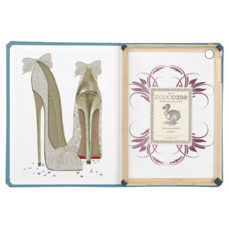 Wedding High Heels DoDo Air iPad Case