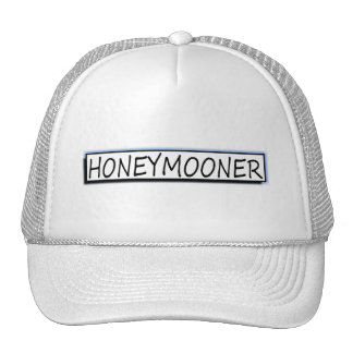 Wedding Honeymooner Cap