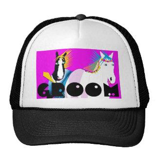 Wedding Horses Cap